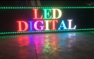 LED DIGITAL